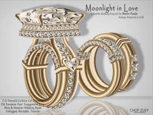 Moonlight In Love_Gld_WeddingRingSets