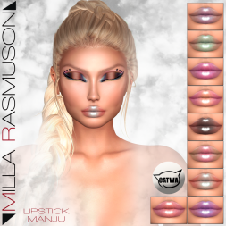 MRM _Manju_ Lipstick for Catwa Head