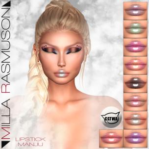 MRM _Manju_ Lipstick for Catwa Head