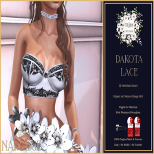 Narcisse - Dakota Bustier Trunk Show