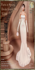 Paris in Spring Bridal Gown Set-White_Promotional Art