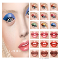 Vendor_Velia_Make-Up_Aurealis TRUNK SHOW