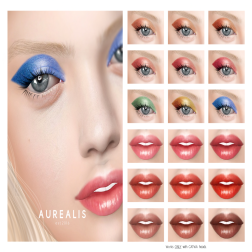 Vendor_Velia_Make-Up_Aurealis TRUNK SHOW