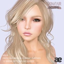 [ae] Anya TB Skin Fair