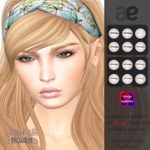 [ae] Eyebrows Omega Set 3 SF