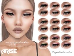 .ARISE. Mary Eyeshadow