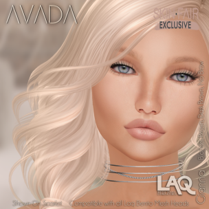 Avada~ Gianna Laq (This one is currently missing from preview)