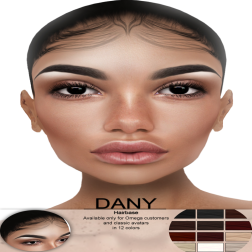 Dany Hairbase for OMEGA