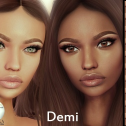 Demi-postre skin and lips
