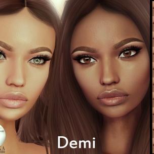 Demi-postre skin and lips