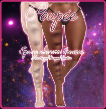 Eyecandy - Space Unicorn Bruises pub