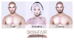 Go&See-SkinFair Exclusives
