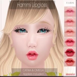 Hammii Gloss Ad