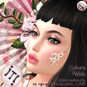 !IT! - Sakura - White Image