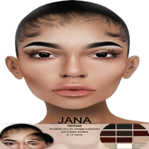 Jana Hairbase for OMEGA