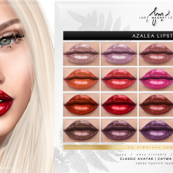 Just Magnetized - Azalea Lipstick