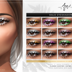 Just Magnetized - Halo Eyeshadow set 03