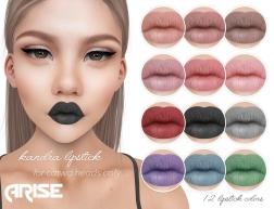 kandra lipstick