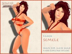 Kanon Mesh - Female - Semele SF