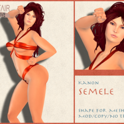 Kanon Mesh - Female - Semele SF