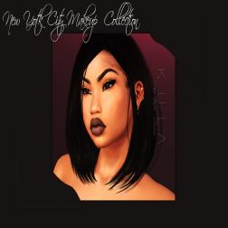 .KULA COSMETICS. New York City Makeup Collection