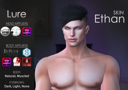 Lure Ethan skin