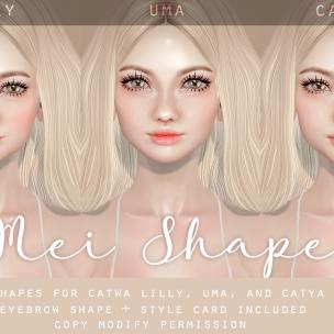 mei shape 2
