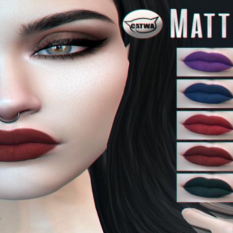 Nar Mattaru - Skin Fair 2018 - Matte Love (CATWA) Bolds