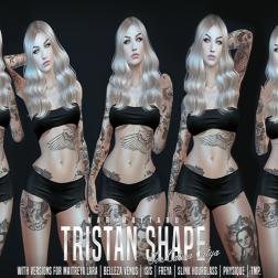 Nar Mattaru - Skin Fair 2018 - Tristan Shape