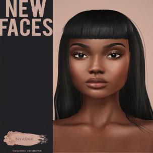 New Faces - Nyadak