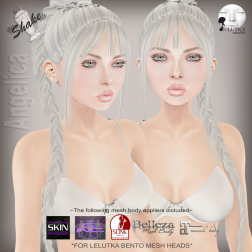 _._Shake_._ Angelica Skin Fair Exclusive