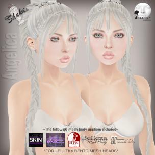_._Shake_._ Angelica Skin Fair Exclusive