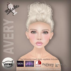 _._Shake_._ Avery Skin Fair Exclusive