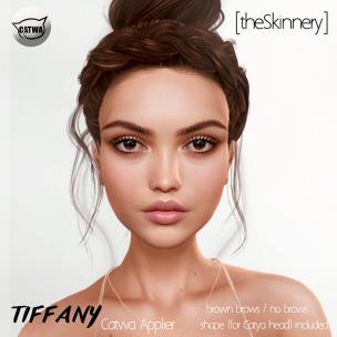 [theSkinnery] Tiffany (Catwa Applier) @ SF 2018