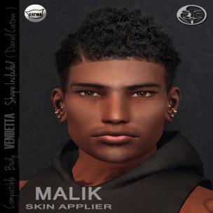 [ VENDETTA ] - Exclusive Skin Fair Malik ( Catwa )