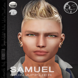 [ VENDETTA ] - Exclusive Skin Fair Samuel ( Lelutka )