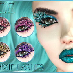 VENGE - Catwa Lashes - Pixie Lashes_Skin fair Resized