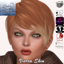 Vierra Skin Vendor Display