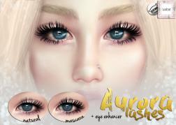 WarPaint - Aurora lashes