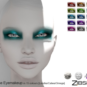 Zibska for Skin Fair 2018 ~ Zanne Eyemakeup