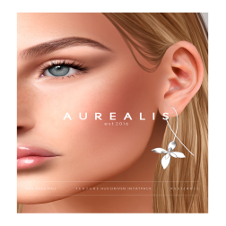 AUREALIS EVA EARRINGS TRUNK SHOW APRIL