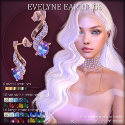 _AvaWay_ EVELYNE Earrings ads
