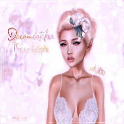 +Dreamcatcher+ Flower hairpin @ The Trunk Show Exclusive