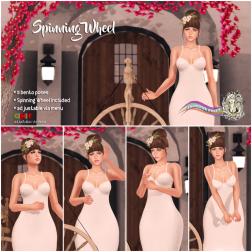 Fashiowl - Spinning Wheel - Vendor