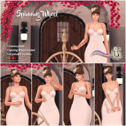 Fashiowl - Spinning Wheel - Vendor
