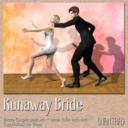 {NANTRA} Runaway Bride Ad