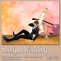 {NANTRA} Shotgun Wedding Ad