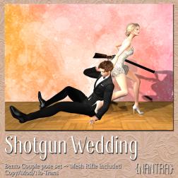 {NANTRA} Shotgun Wedding Ad