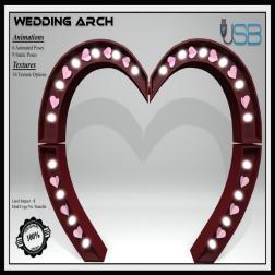 [USB] - Wedding Arch AD