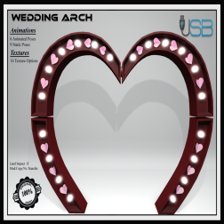 [USB] - Wedding Arch AD